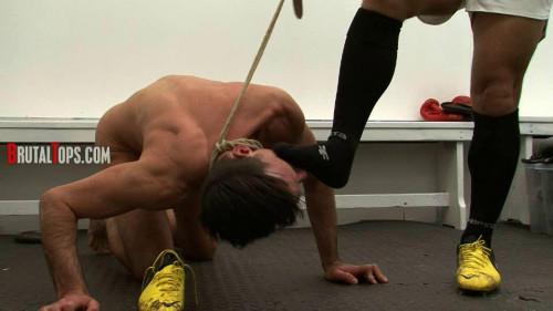 Gay BDSM Master Shane – Session Pt.330 (540p)