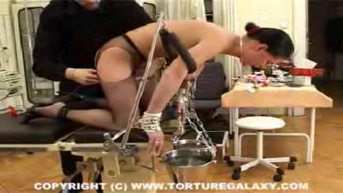 BDSM Beauty Anita Visiting the Torture Galaxy part 16