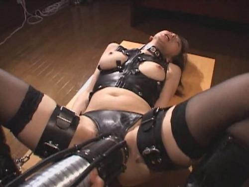 Asians BDSM Secretary Slave