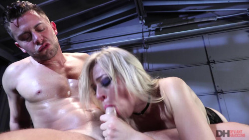BDSM Enter The Anal Dungeon - Zoey Monroe - HD 720p
