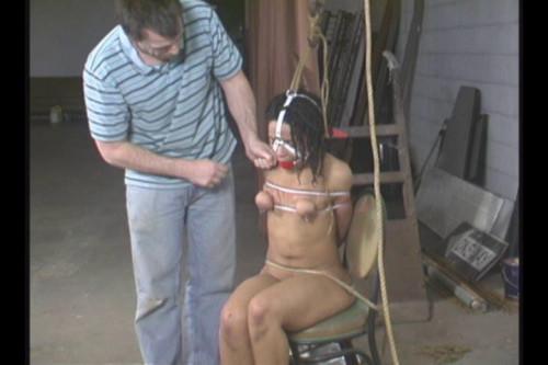 BDSM Cruel Nude Bondage for JeC