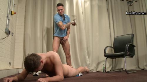 Gay BDSM BrutalTops - Session 461