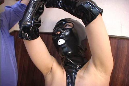 BDSM Latex Slave