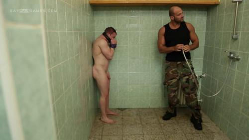 Gay BDSM Spy games - part 03