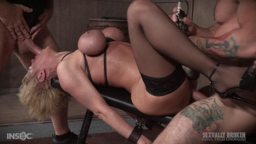 BDSM Dee Williams - In the hardest hour in Porn!