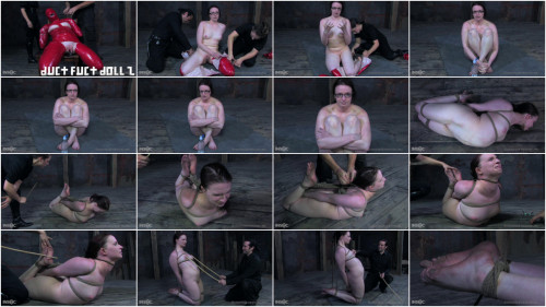 BDSM Claire Adams - Duct Fuct Doll Part 2