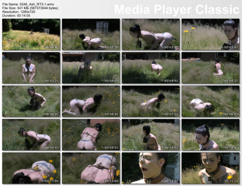 bdsm IntoTheAttic - Jul 14, 2012 - Ash HD