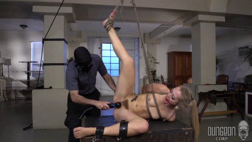BDSM Sadie Blair - The Shy Submissive Monster vol.4