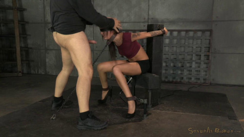 BDSM Kendra Cole, Matt Williams and Jack Hammer