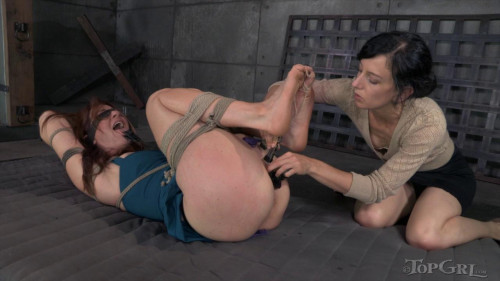 bdsm TG - Back Into the Fold - Cici Rhodes and Elise Graves - September 12, 2014 - HD