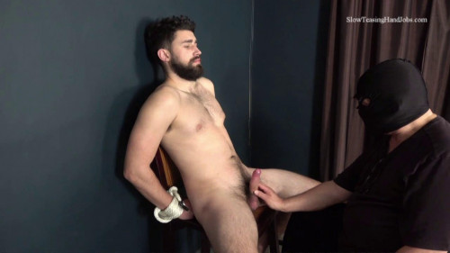 Gay BDSM SlowTeasingHandJobs Vinnie - Quickie Tease