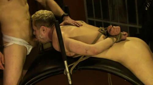 Gay BDSM Grapik Art Productions – Bondage Meltdown