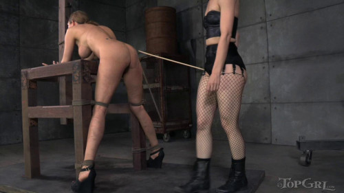 BDSM TG - Toying with Rain - Rain DeGrey, Elise Graves - HD