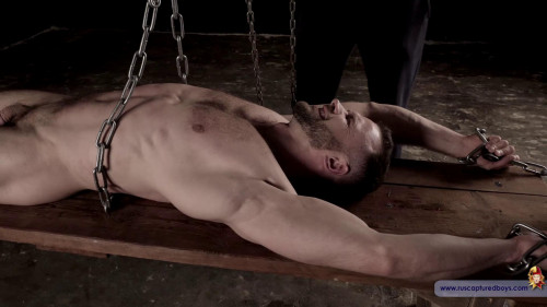Gay BDSM Commando Stas in Slavery - Final Part from ruscapturedboys