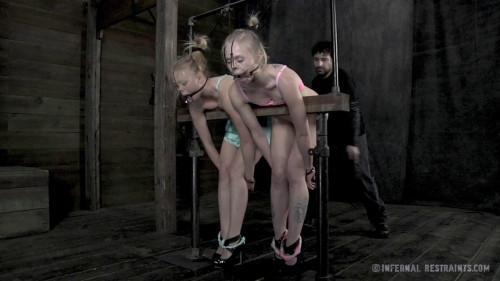 BDSM Flesh Circus - Tracey Sweet, Sarah Jane Ceylon and Cyd Black