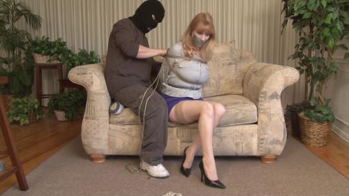 BDSM HD Bdsm Sex Videos Lorelei is Blackmailed Part 1 Bound and Gagged
