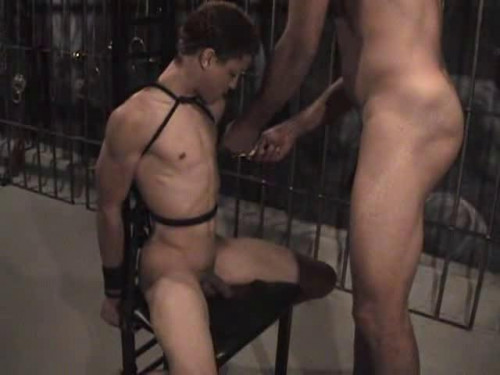 Gay BDSM Bondage Meditation