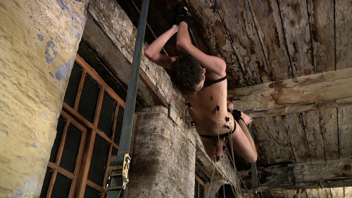 Gay BDSM KinkyHardcoreTwinks Master Of My Desires