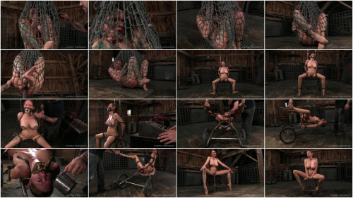BDSM Basket of Flesh - Filthy Anal Slut
