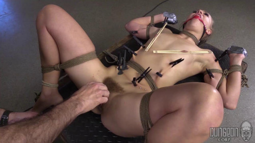 BDSM Sadie Blair - The Shy Submissive Monster vol.3