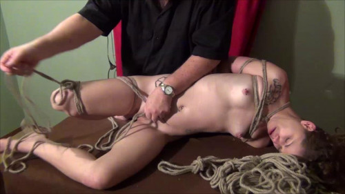 BDSM Gold New Vip Unreal Sweet Beautifull Collection Tightn Bound. Part 7.