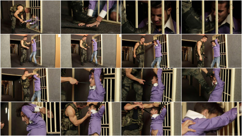 Gay BDSM Sweet Prisoner - part 01