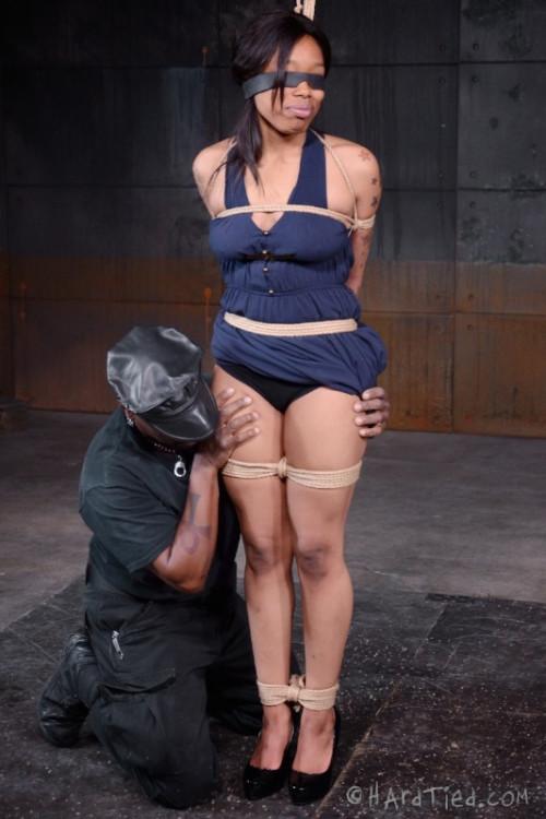 BDSM HT - Sasha Banks, Jack Hammer - Bubbly Banks - HD