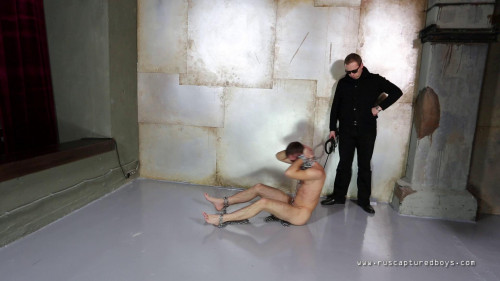 Gay BDSM Humiliated Slave Dmitry - Part I