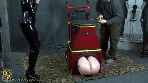 BDSM Latex House of Gord -  Dolly Delivery