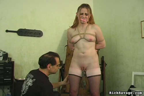 BDSM Ricksavage Gold Exclusive Perfect Hot Sweet Collection. Part 2.