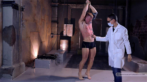 Gay BDSM Slaves Auction Vitaly Part Two (2016)