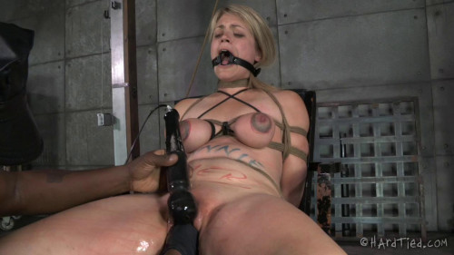 BDSM HT - A Winnie the Whiner - Blonde Winnie Rider