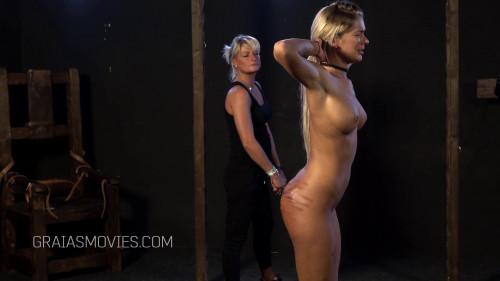 BDSM Graias - Fatima brutal part 2