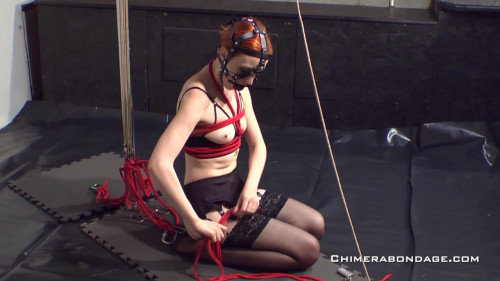bdsm Anita De Bauch Bondage Part One (2015)