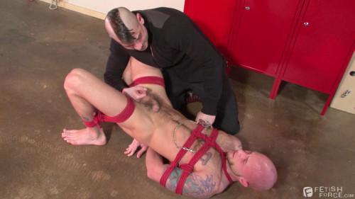 Gay BDSM Tony And Drake Love Kinky Games