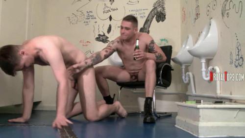 Gay BDSM BrutalTops - Session 396