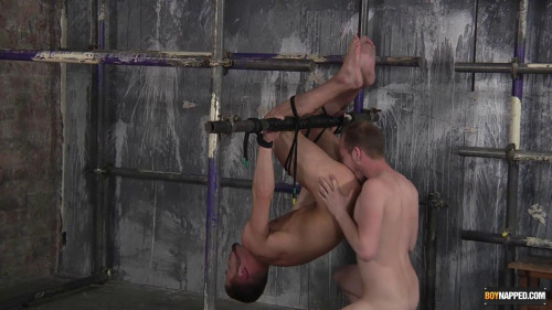 Gay BDSM Koby Takes A Relentless Pounding!