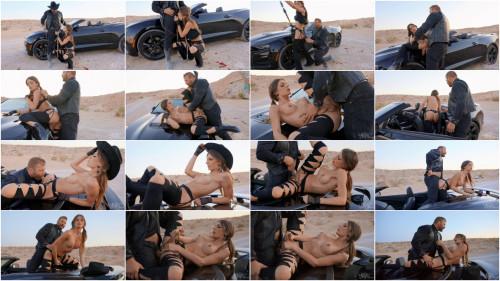 Transsexual Jade Venus, Colby Jansen - Cowgirl Gone Wild FullHD 1080p
