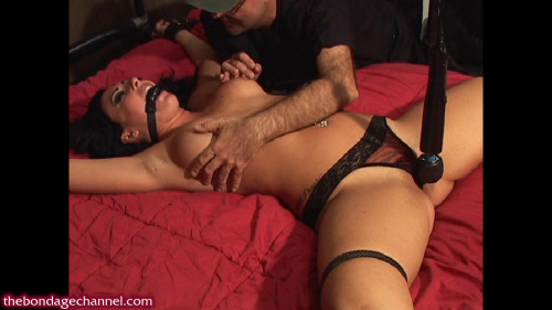 BDSM TheBondageChannel - Enjoying Rachel