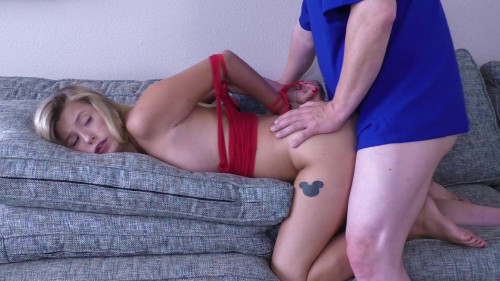 BDSM Carolina Sweets - Bound and Fucked