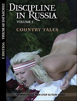 bdsm Discipline In Russia Volume 3