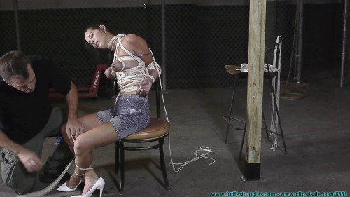 bdsm Crossed Elbows 2