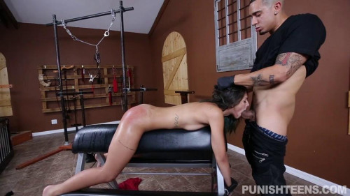 bdsm Disciplined Teens 3