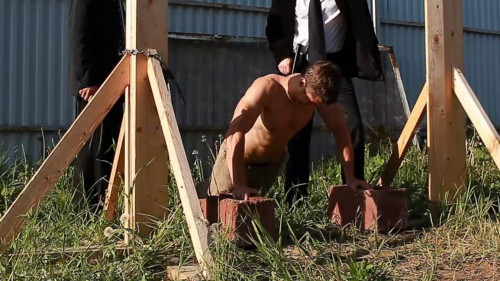 Gay BDSM RusCapturedBoys - Trap for Escaped Captives 8