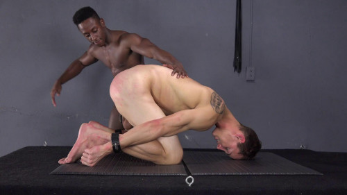 Gay BDSM Liam Cyber & Jared- Your Ass Is Mine Chapter Pt 7