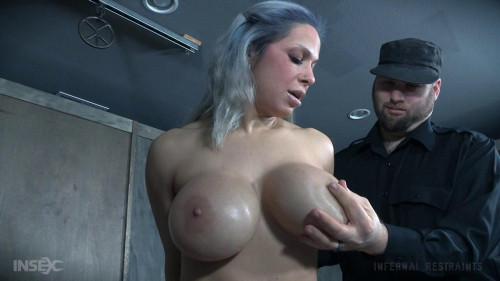 BDSM Tit Trap - Alyssa Lynn