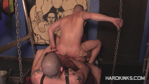 Gay BDSM HardKinks - Bullfight Edition Vol 2