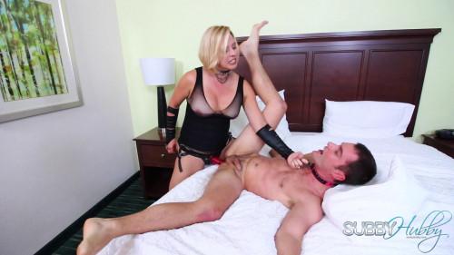 Femdom and Strapon Goddess Brianna Punishes Her Cuck Full Video