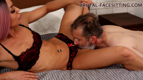 Femdom and Strapon Mistress Rebeca Updated