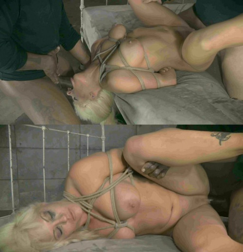 bdsm Holly Heart has wide holes
